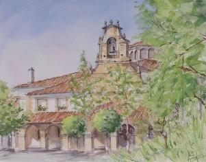 Hermita del Carmen. Revilla. Cantabria.
