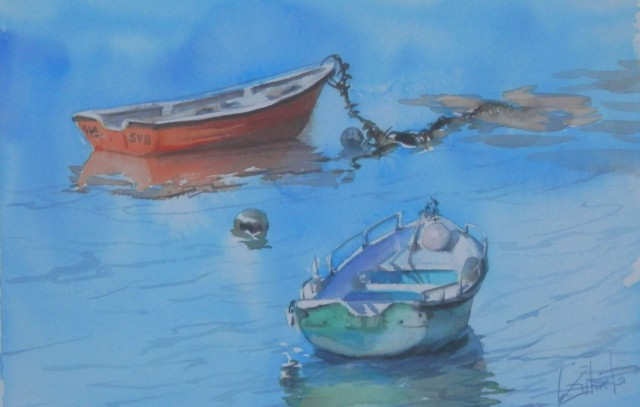 2 barcas