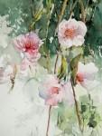 Flor de melolcotón (detalle)