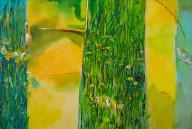 Peces en amarillo